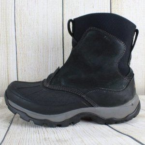 LL BEAN Storm Chaser Side Zip Boots Size 8.5